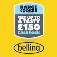 Up To A Tasty £150 Cashback With Belling!
