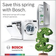 Save This Spring With Bosch!