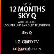 Up To 12 Months Sky Q Subscription!