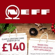 Up To £140 Grocery Card With Neff!