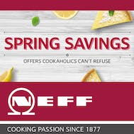 Spring Savings With Neff!