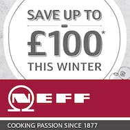 Neff Winter Sale Save Up To £100