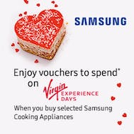 Up To £150 To Spend On Virgin Experience Days!