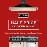Half Price Stoves Cooker Hood!