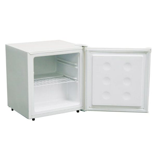 Amica fz041 3 table top freezer in white for Table top freezer