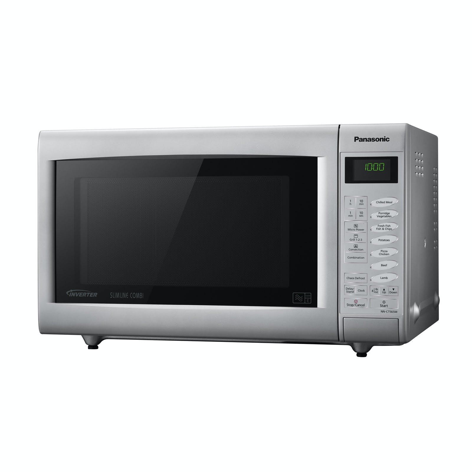 Panasonic Nn Ct565mbpq Combination Microwave Oven In