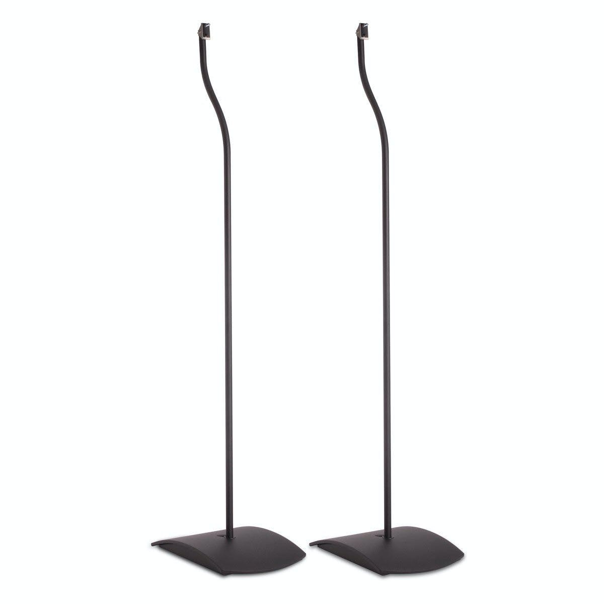 bose ufs 20 ii bl ufs 20 series ii universal floor stands in black. Black Bedroom Furniture Sets. Home Design Ideas